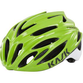 Kask Rapido Kask rowerowy, green
